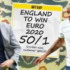 England 50/1 to elevate the trophy with Novibet supply