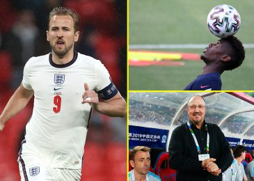 Harry Kane '100 per cent targeted' with striker to begin towards Czechs, Benitez to Everton off, Pogba set for brand spanking new bumper Manchester United contract, FOUR video games right now together with Belgium and Netherlands