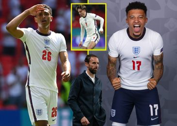 How England might look with Jack Grealish, Jude Bellingham and Jadon Sancho behind Harry Kane in opposition to Czech Republic