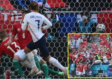 Antoine Griezmann purpose rescues level for France as Hungary shock world champions in entrance of 67,000 followers at Euro 2020