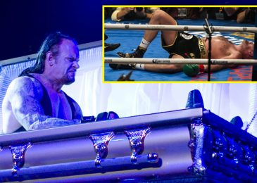 Remembering Tyson Fury's Undertaker second in first Deontay Wilder battle, a second Mike Tyson watched in amazement as beat depend after knockdown