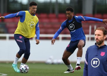 Gareth Southgate 'came upon tactically' towards Scotland with England boss going through criticism for leaving out Jadon Sancho and Jude Bellingham in Euro 2020 showdown