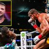 Josh Taylor compares boxing to WWE after 'farce' Floyd Mayweather vs Logan Paul battle as Ricky Hatton calls it 's*** for boxing'