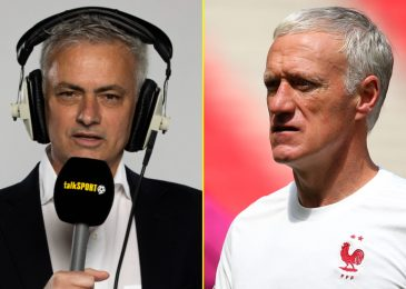 Jose Mourinho suggests why Didier Deschamps has a grudge after Tottenham dig