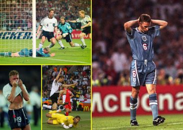 Gareth Southgate will get probability for revenge as England vs Germany is confirmed for last-16 of Euro 2020 in mouthwatering fixture which has given Gazza tears, 1966, World Cup triumph and Frank Lampard ghost objective