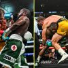 Watch highlights of Logan Paul vs Floyd Mayweather as followers assume YouTuber acquired 'knocked out' after which stored up earlier than surviving onslaught in Miami exhibition
