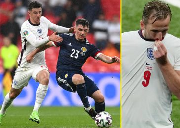England held by Scotland at Wembley as Harry Kane taken off early however Billy Gilmour shines for Tartan Military to maintain their Euro 2020 hopes alive