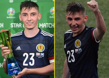 Billy Gilmour in comparison with Chelsea teammate N'Golo Kante as Jose Mourinho and Steve Clarke hail Scotland child for man-of-the-match show in opposition to England