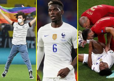 Paul Pogba masterclass, Hungary behind for six minutes in Group of Dying, Bruno Fernandes bought away with one, Germany's assertion of delight… Belongings you may've missed on chaotic evening at Euro 2020