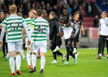 Rangers poke enjoyable at Celtic over Champions League exit to Midtjylland with 'aim of the day' tweet