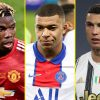 The most effective XI of gamers who're out of contract and accessible on a free switch in summer season 2022, together with Cristiano Ronaldo, Kylian Mbappe and Barcelona starlets