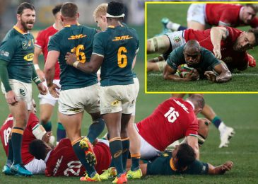 Lions miss likelihood to say first sequence win over South Africa since 1997 as Springboks battle again in second half of second Take a look at