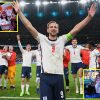 England stars sing Candy Caroline in Wembley and there have been wild scenes up and down the nation as followers rejoice Three Lions reserving their place in remaining of Euro 2020