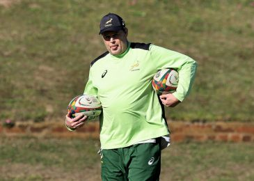Rassie Erasmus presents to QUIT South Africa function in sensational rant at officers as James Haskell warns Lions they can't afford to make errors in second Check
