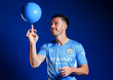 Jack Grealish's odds slashed for 2021/22 Participant of the Yr award with incoming Man City signing now second favorite behind Kevin De Bruyne