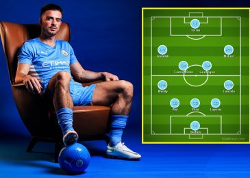 Jack Grealish to make his Man City debut in opposition to Leicester? How Premier League champions and FA Cup winners might line up in Neighborhood Protect at Wembley